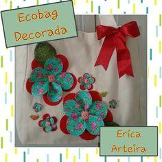 Ecobag decorada