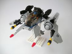 "LEGO VV: MA54 ""Repiv Civ"" by Shannon Ocean, via Flickr"