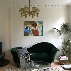 Interior Living Room Design Trends for 2019 - Interior Design My New Room, My Room, Interior Exterior, Interior Architecture, Home Design, Interior Design, Design Design, Home And Deco, House Rooms