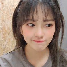 Kpop Girl Groups, Korean Girl Groups, Kpop Girls, Secret Song, Cute Kawaii Girl, Dark Blue Hair, Forever Girl, Yu Jin, Ulzzang Korean Girl