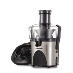 Juiceman JM480S 1.1-HP 2-Speed All-in-One Automatic Juice Extractor and Citrus Juicer with Integrated Pulp Container Review