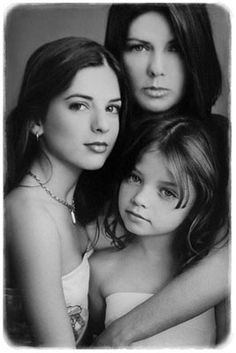 mother + daughters