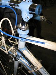 NAHBS 2006 (130) (EBykr) Tags: show road bike bicycle vintage track 2006 gordon cycle component custom builder sachs baylis weigle ebykr anschutz nahbs