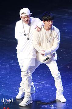 Bobby, B.I #iKON #Mix&Match #YG