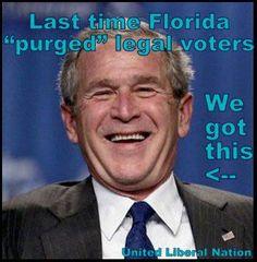 Scared?  Vote!