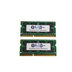 16GB 2X8GB RAM Memory 4 Qnap NAS Servers TS-1263U, TS-1263U-4G TS-1263U-RP-4G BY CMS A7 (Pack of 2)
