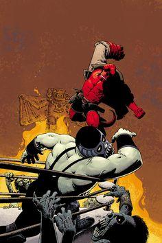 Hellboy In Mexico - Richard Corben