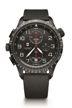 VICTORINX SWISS ARMY Airboss Mach 9 Black Edition