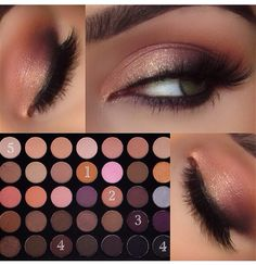 ✨All done with Morphe Shadows✨