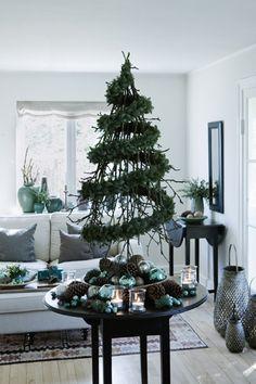 Juletræ - bliv inspireret her   femina.dk