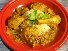 Chicken Curry Trinidad