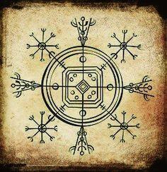 norse magic symbol for concealment/invisibility
