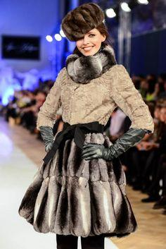 Stilosa FW 2013-14 collection of Igor Gulyaev - St.Petersburg Aurora Fashion Week