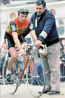 Ad Wijnands. In his second year as prof he recorded two stage wins in the Tour de France.