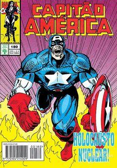 Capitão América n° 180/Abril | Guia dos Quadrinhos
