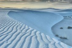 White Sands Ripples White Sands National Monument, Outdoor, Outdoors, Outdoor Games, The Great Outdoors