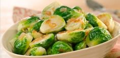 Becel(R) Browned Buttery Brussels Sprouts Recipe Side Recipes, Vegetable Recipes, Great Recipes, Vegetarian Recipes, Cooking Recipes, Favorite Recipes, Fruit Dishes, Vegetable Side Dishes, Special Recipes