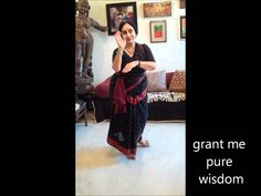 Indian Dance intro for university dance faculty
