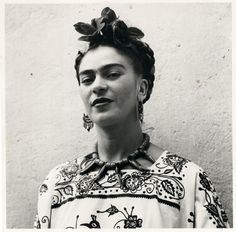 The beautiful Frida Khalo, an artist who defied societal standards of beauty, expressed herself through everything she did. Like her, I wish to stay true to myself and creative mind through my career as a fashion designer.