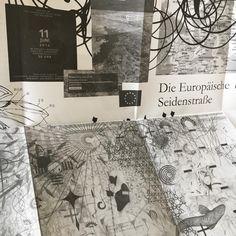Der Friedrich.  Europäische Seidenstraße.  (c) Callias Foundation Friedrich, Silk Road, Foundation, Photo Wall, Orchestra, Clock, Photography, Foundation Series
