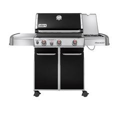 Weber Genesis E-330 3-Burner Propane Gas Grill in Black - $799