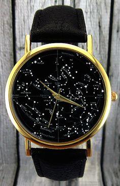 vintage constellation watch