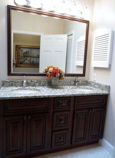 Bathroom Cabinet Renovation Timeless Design Cabinets Orlando Bathrooms Interior