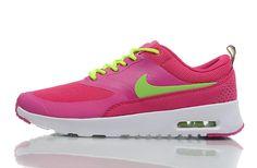 Nike Air Max Thea Femme Bleu