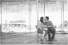 Dru & Stefan's Engagement Session [Klyde Warren / Deep Ellum ...
