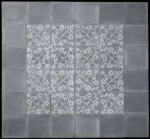 carrelage ciment elegance gris et u112