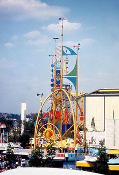 Pepsi-Cola Pavilion 1964