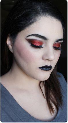 witch makeup?