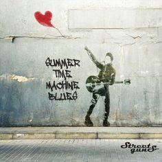 STREET GUNS / SUMMER TIME MACHINE BLUES [ STREET GUNS ][CD] :韓国音楽専門ソウルライフレコード