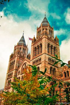 Natural History Museum in Queen's Gate, Greater London