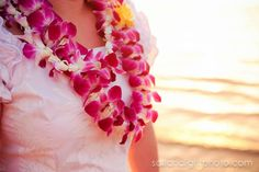 Destination Vow Renewal | Salt & Light Photography #beach #photo #wedding #hawaii