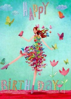 Birthday Quotes QUOTATION – Image : Quotes about Birthday – Description Mila Marquis Sharing is Caring – Hey can you Share this Quote ! Happy Birthday Art, Birthday Pins, Happy Birthday Pictures, Happy Birthday Messages, Happy Birthday Greetings, Happy Birthday Special Lady, Friend Birthday, Birthday Blessings, Birthday Wishes Cards