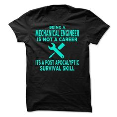 Mechanic Engineer T-Shirt