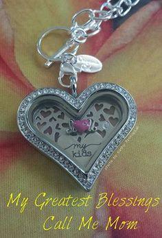 #Heart of love Origami Owl lockets! Visit Sue @ www.suestackhouse.origamiowl.com Thanks!