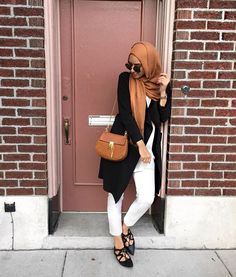 hijab street style collection for 2017