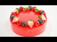 Video de cocina disponible: Cheesecake con Glaseado Espejo ☆ Tan Dulce