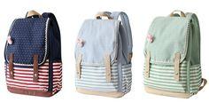 Japanese Fashion Kawaii Teenage School Bookbag Backpack