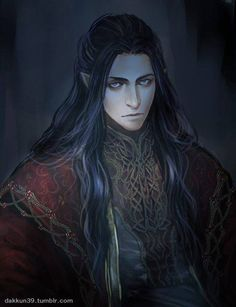 Mystic Elves ~ Endora ~ Fingolfin