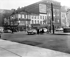 1956 King & James Site History, Hamilton Ontario, Old Pictures, Vintage Photos, Past, To Go, Street View, Canada, Community