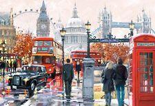 Puzzle Castorland 1000 Teile London Collage 47708