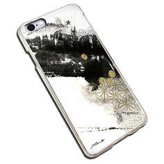 オンリーワンスマホケース アーティスト シリーズ No.3 浦正 『 imagination 』【 ハード タイプ 】 (iPhone5C)