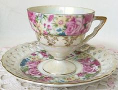 ChintzTeaCup