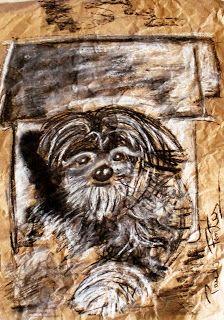 Arte Moderna & Contemporânea: Uma cadela II