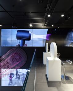 Dyson Demo store by Wilkinson Eyre & Dyson, London – UK » Retail Design Blog