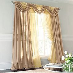19 Best Window Treatments Images On Pinterest Curtains