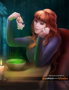 Research by NaSyu on Deviantart Kind of looks like Rowena from Supernatural Castiel, Supernatural Rowena, Supernatural Series, Supernatural Cartoon, Supernatural Drawings, Crowley Supernatural, Supernatural Pictures, Winchester Boys, Winchester Brothers